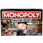 Monopoly Cheaters Edition Board Game, 8 yrs+