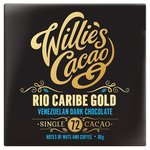 Willie's Cacao Venezuelan Dark Chocolate 72%