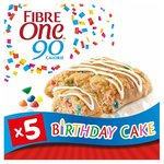 Fibre One 90 Calorie Birthday Cake Bars