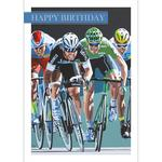 Cavendish Cycling Birthday Card