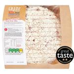 Gradz Yeast Free Sourdough Beetroot & Black Cumin Bread