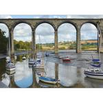 St Germans Viaduct Birthday Card