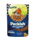 Peckish Mealworms, 1kg + 50% Extra Free Tub