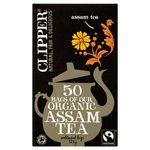 Clipper Fairtrade Organic Speciality Assam Tea Bags