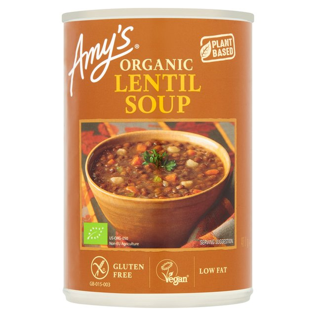 Terrific Amys Kitchen Low Fat Lentil Soup Ocado Download Free Architecture Designs Intelgarnamadebymaigaardcom