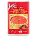 Amy's Kitchen Low Fat Chunky Tomato Soup