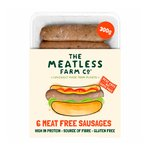 The Meatless Farm Co 6 Meat Free Sausages