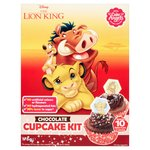 Cake Angels Disney Lion King Chocolate Cupcake Kit