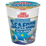 Nissin Cup Noodle Kaisen Seafood