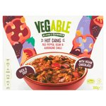Vegable Red Pepper Bean & Aubergine Chilli