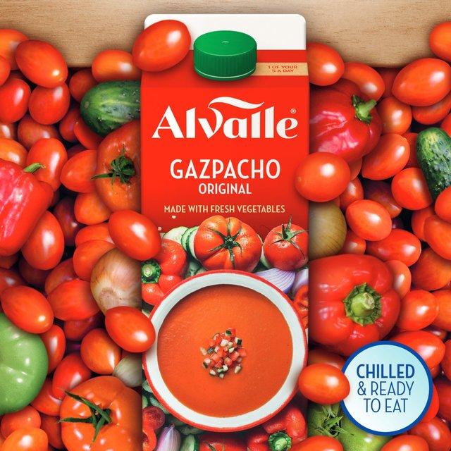 Vegan Barcelona: supermarket find (gazpacho)