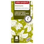 Eden Project Home compostable Nespresso capsules - AMERICANO