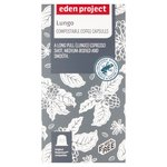 Eden Project Home compostable Nespresso capsules - LUNGO