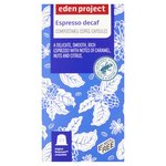 Eden Project Home compostable Nespresso capsules - Decaff