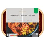Waitrose Chicken Tikka Masala & Pilau Rice