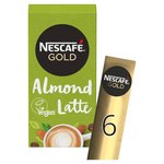 Nescafe Gold Almond Milk Alternative Latte