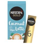 Nescafe Gold Coconut Milk Alternative Latte