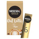 Nescafe Gold Oat Milk Alternative Latte
