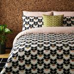 Orla Kiely Wild Daisy 100% Cotton Duvet Cover, Super King