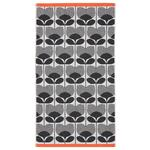 Orla Kiely Climbing Rose Cotton Hand Towel
