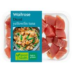 Waitrose Diced Yellowfin Tuna