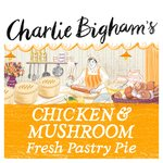 Charlie Bigham's Chicken & Mushroom Full Pastry Pie