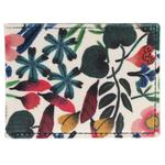 Paperchase Vintage Garden Floral Pass Case