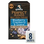 Quaker Perfect Blends Blueberry, Cranberry & Guava Multi Grain Porridge