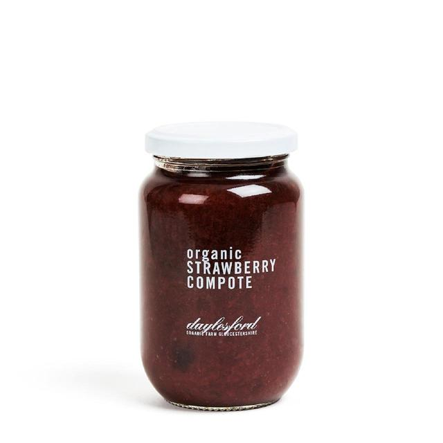 Daylesford Organic Strawberry Compote