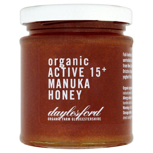 Daylesford Organic Manuka Honey   Ocado