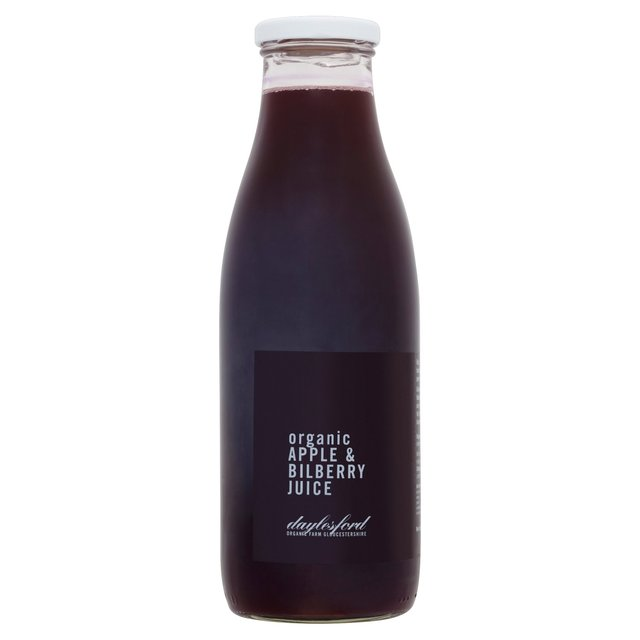 Daylesford Organic Apple & Bilberry Juice