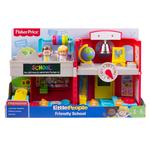 Fisher-Price Little People Friendly School, Musical Play Set, 1 yr+
