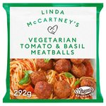 Linda McCartney Vegetarian Pea Protein Tomato and Basil Meatballs
