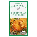 Linda McCartney Vegetarian Fishcakes