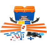 Hot Wheels Track Builder Stunt Box, 6 yrs+