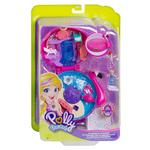 Polly Pocket World Flamingo Floatie Compact, 4 yrs+