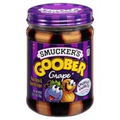 Smuckers Goober Grape & Peanut Butter Spread