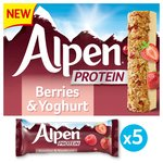 Alpen Protein Bar Berries