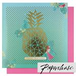 Paperchase PineappleBirthday Card