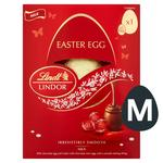 Lindt Lindor Milk Medium Egg