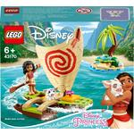 LEGO Disney Princess Moanas Ocean Adventure 43170