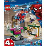 LEGO Super Heroes Spiderman Mysterio 4+ 76149