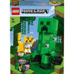 LEGO Minecraft Big Fig Creeper & Ocelot 21156