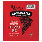 Capsicana Hot Salsa Mix
