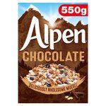 Alpen Chocolate Muesli