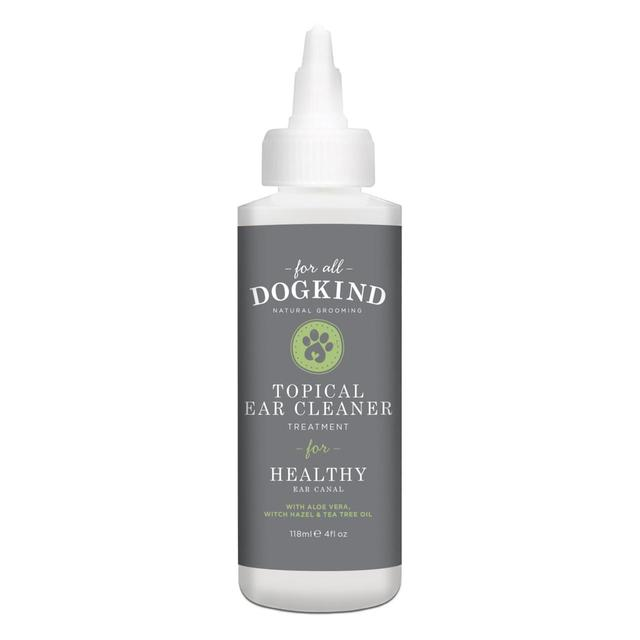 For All Dogkind Topical Ear cleaner for Healthy Ear Canal ...