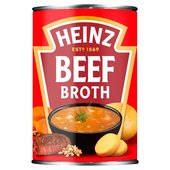 Heinz Classic Soup / Beef Broth