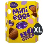 Cadbury Mini Eggs Chocolate Giant Easter Egg