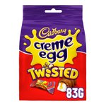 Cadbury Creme Egg Twisted Chocolate Eggs Bag