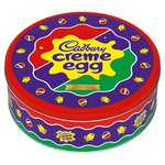 Cadbury Creme Egg Tin with 8 Creme Eggs & Mini Bag